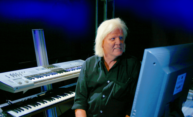 Blue - Edgar Froese, Tangerine Dream founder is Dead at 70