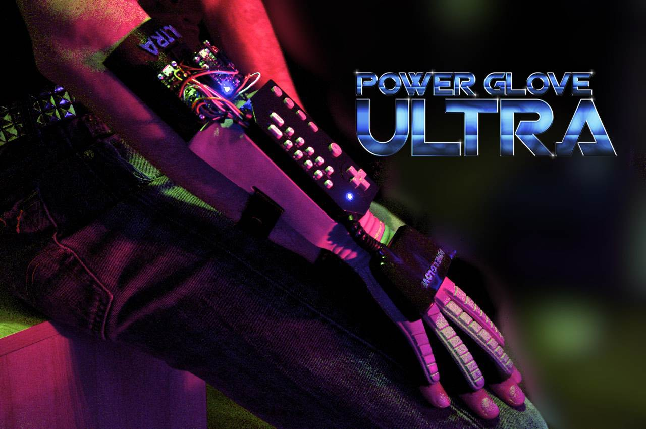 fb social share - The Power Glove takes it to the NEXT LEVEL!