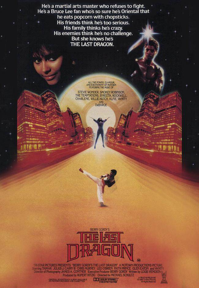 img1 3 - Berry Gordy's The Last Dragon (1985)