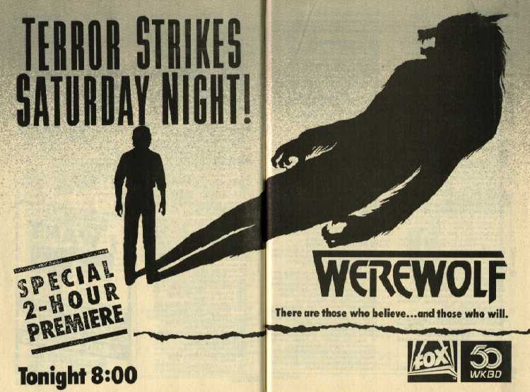 "img1 - ""Remember This… Werewolf (TV series)"" (1987–1988)"
