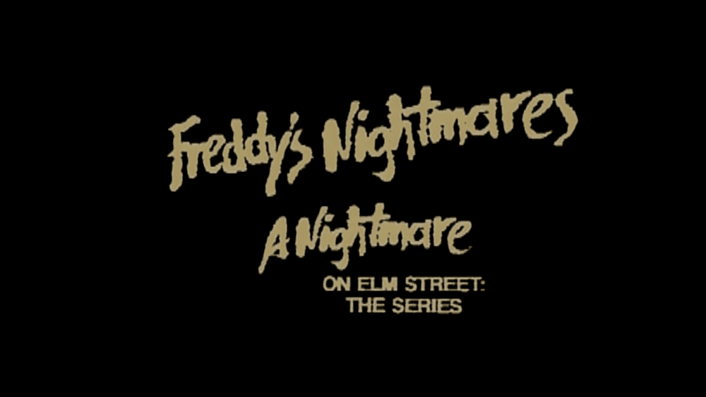 "img1 - ""Remember This… Freddy's Nightmares"" (1988 - 1990)"