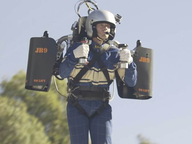 fly - The Worlds First Jetpack is Finally Here!