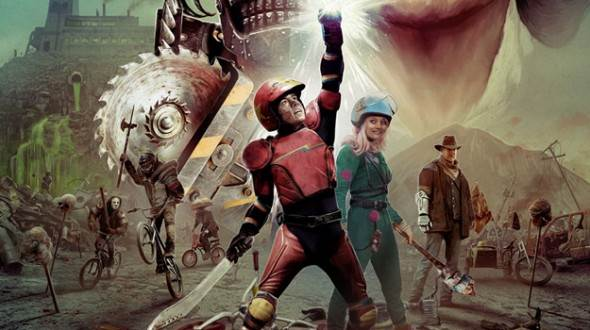 The turbo kid - Top 10 Retro-Type Films of 2015