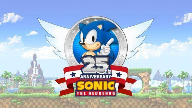 Sonic - Sonic the Hedgehog Turns 25! SEGA is Planning Something Big!