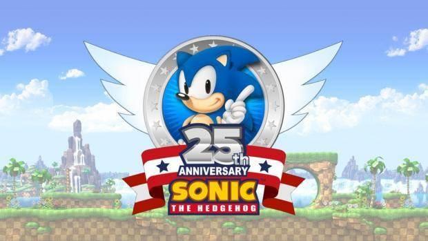 Sonic - Sonic the Hedgehog Turns 25! SEGA is Planning Something Big!