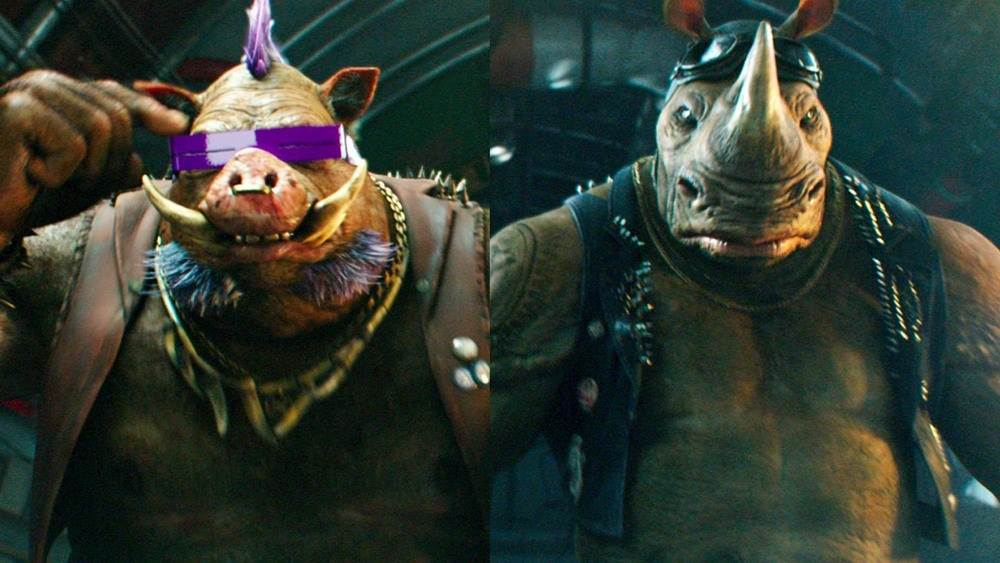 Tmt - TMNT 2 Never looked and Sounded so Entertaining!