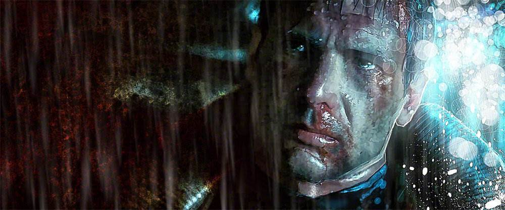 the blade runner by danielmurrayart d83h2hf - It's Official! The Blade Runner sequel will start filming in July