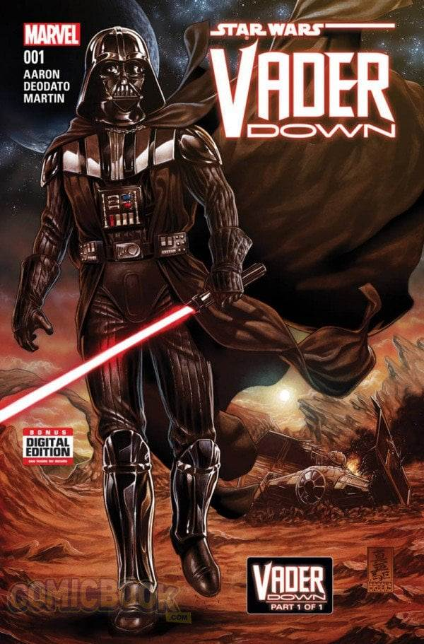 vaderdown - Star Wars: Vader Down Review