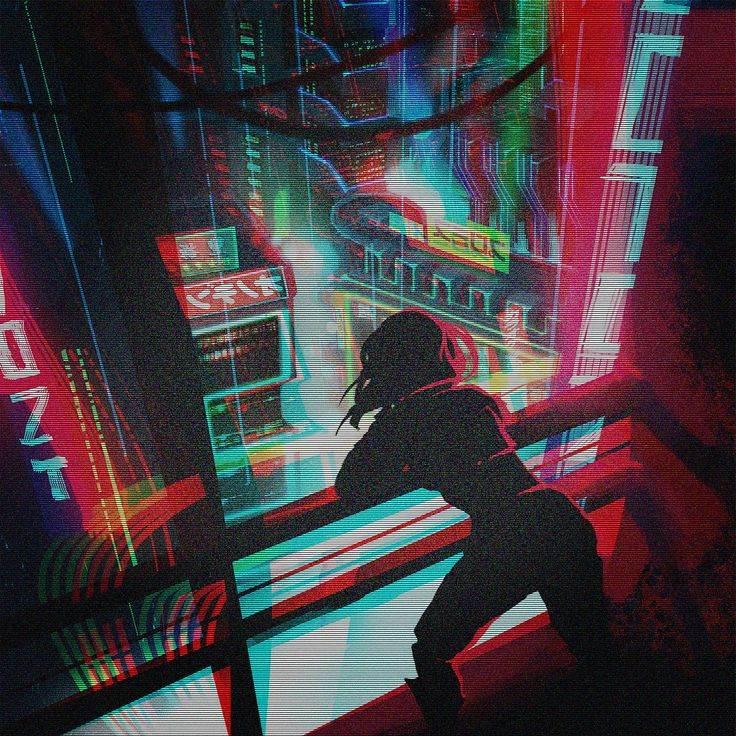 ecaa7bd5f2171ae94a2d50d91fd4bfe1 cyberpunk le style - Remember This… Retro Cyberpunk #2 (the anime edition)