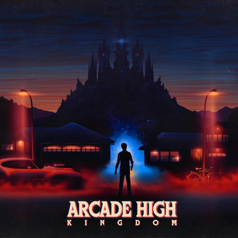 Arcade High - Behind The Music - Arcade High interview