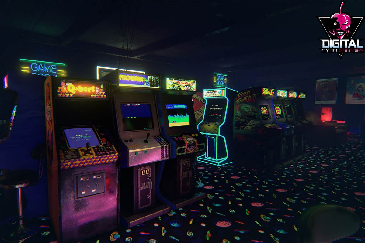 geekdad newretroarcade - The Persistent Popularity Of Retro Video Games