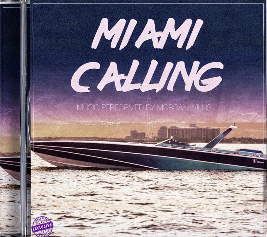 MorganWillis MiamiCalling - Top Ten Retrowave Albums of 2016