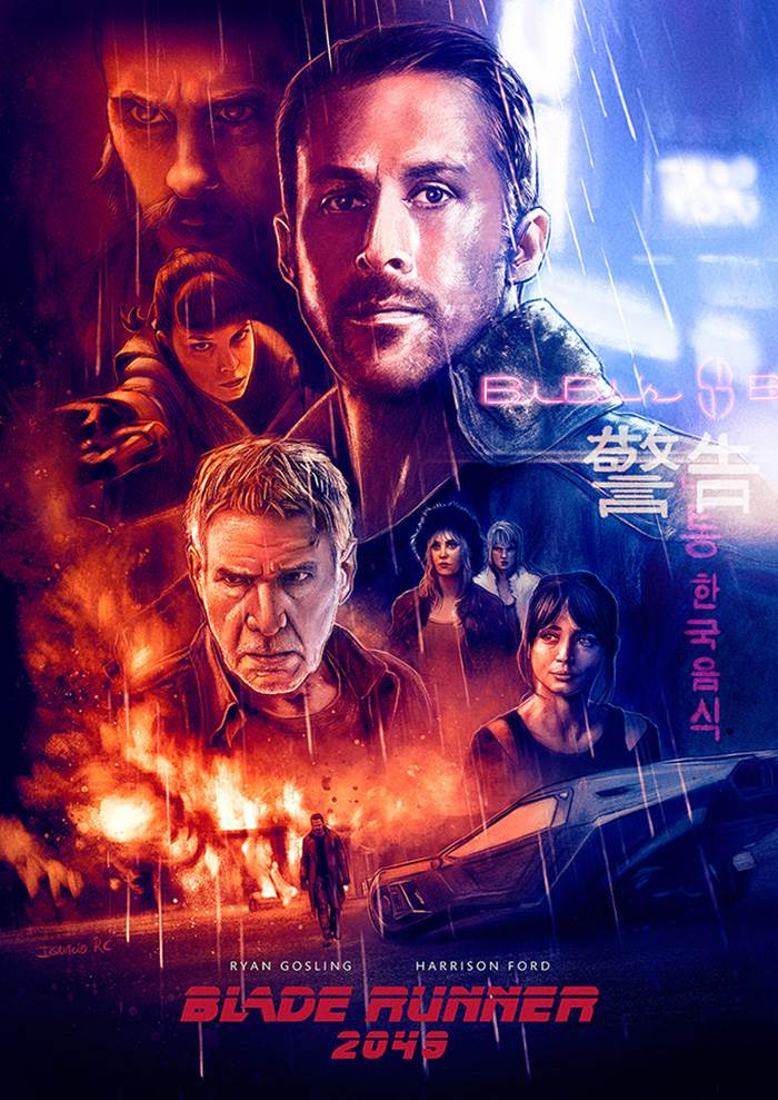 ignacio bladerunner - Blade Runner 2049 Teaser Trailer is Finally Here!!!