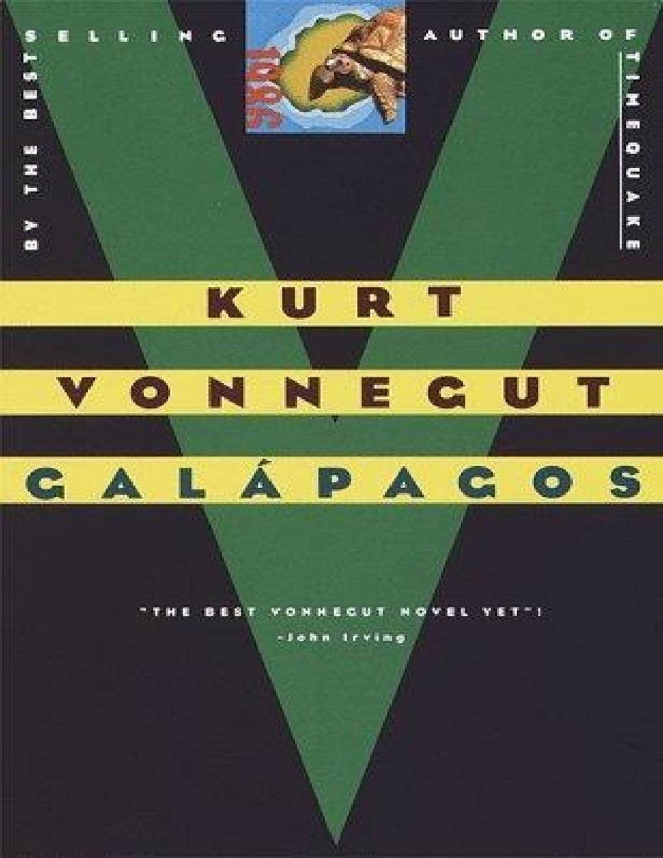 GalápagosbyKurtVonnegutBookCover.jpgGalápagosbyKurtVonnegutBookCover - Galápagos by Kurt Vonnegut (1985)