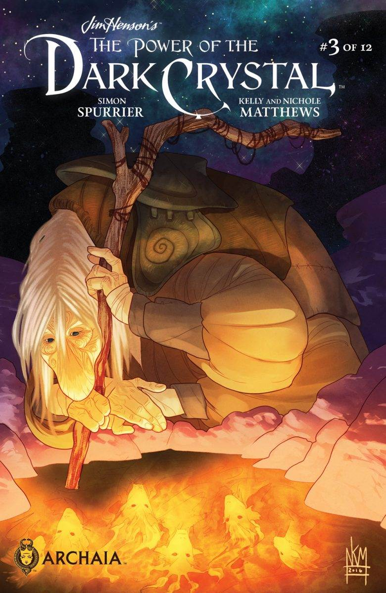img - The Power of the Dark Crystal #3 - Review
