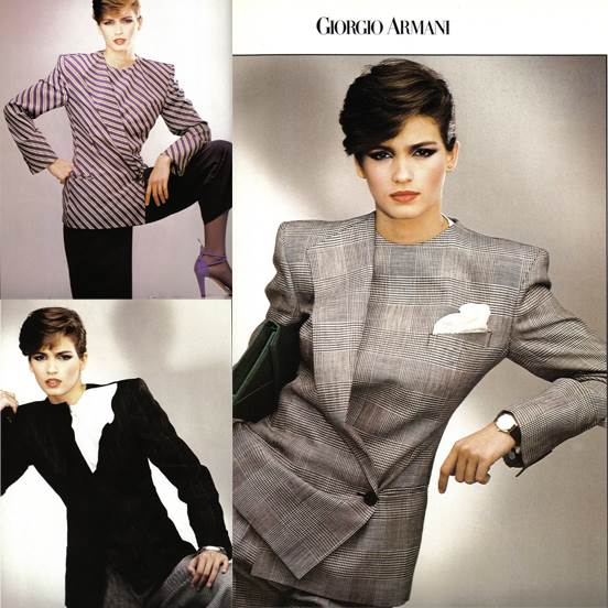 1980s - OFFICE SUITE IN 80S FASHION. YUPPIE — A LUXURIOUS LIFESTYLE