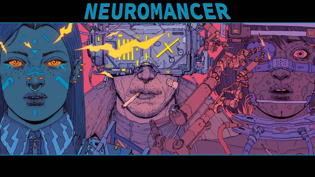 RCA5YSc1 1300x731 - Deadpool director is collaborating on a Neuromancer film