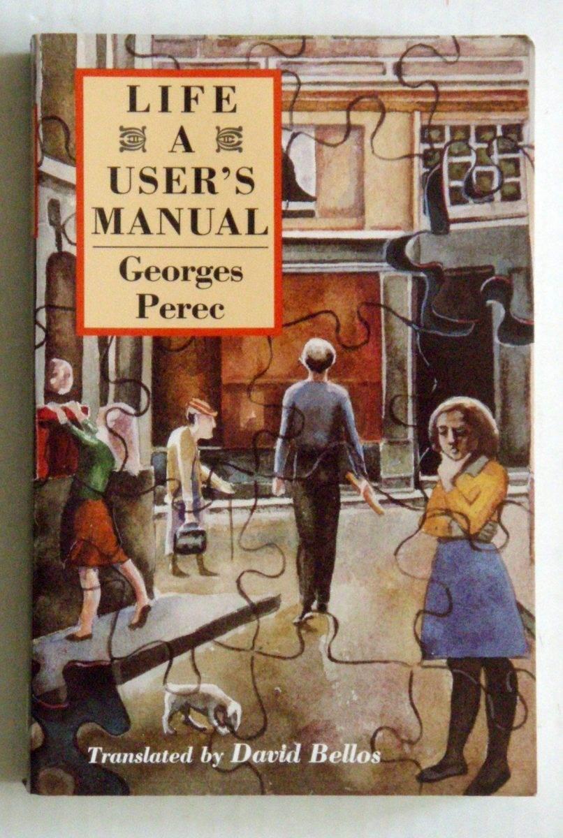 81WIMo2B u0L - Life a User's Manual - Georges Perec (1978, Tr. 1987)
