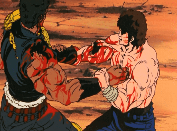 Fist2 - Fist of the North Star (1986)