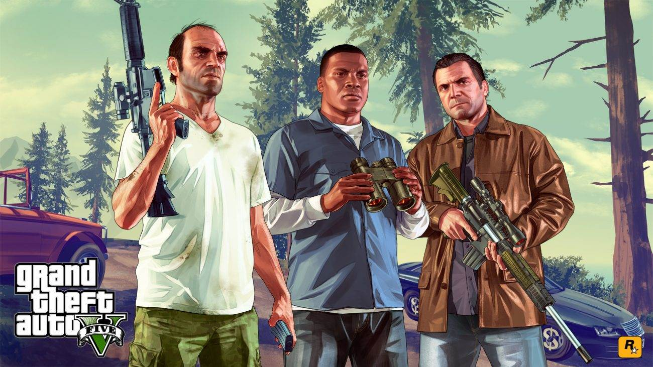 GTA V 1300x731 - Gaming Within Gaming: An Intriguing and Engaging Niche Since the Gameboy Era