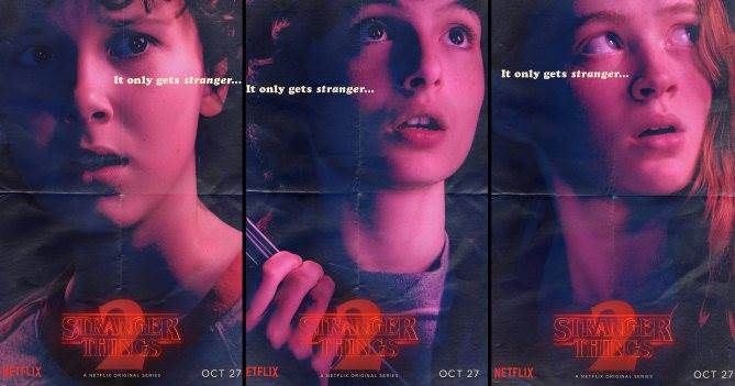 img - Stranger Things | Season 2 | New Trailer is Now Here!!!