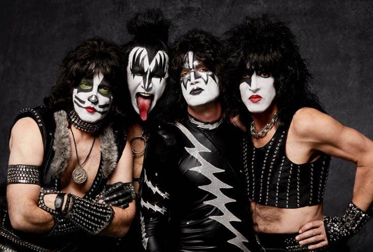 kiss all music band - Comics, Coffee and Condoms: How KISS became the ultimate retro rock n roll brand