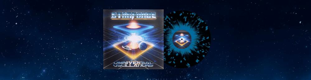 OmniversalOscillationsStarforce - STARFORCE Vinyl Release