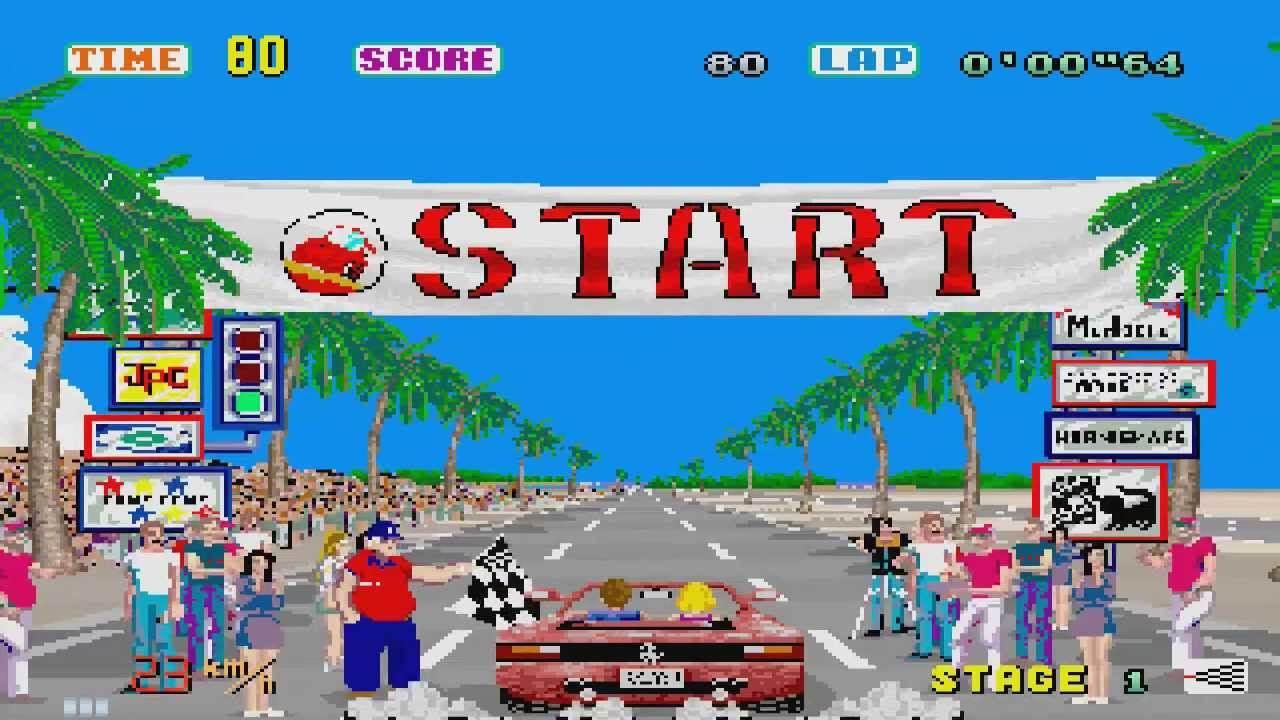 2 - Retro Motor Feature - Video Game Vehicles