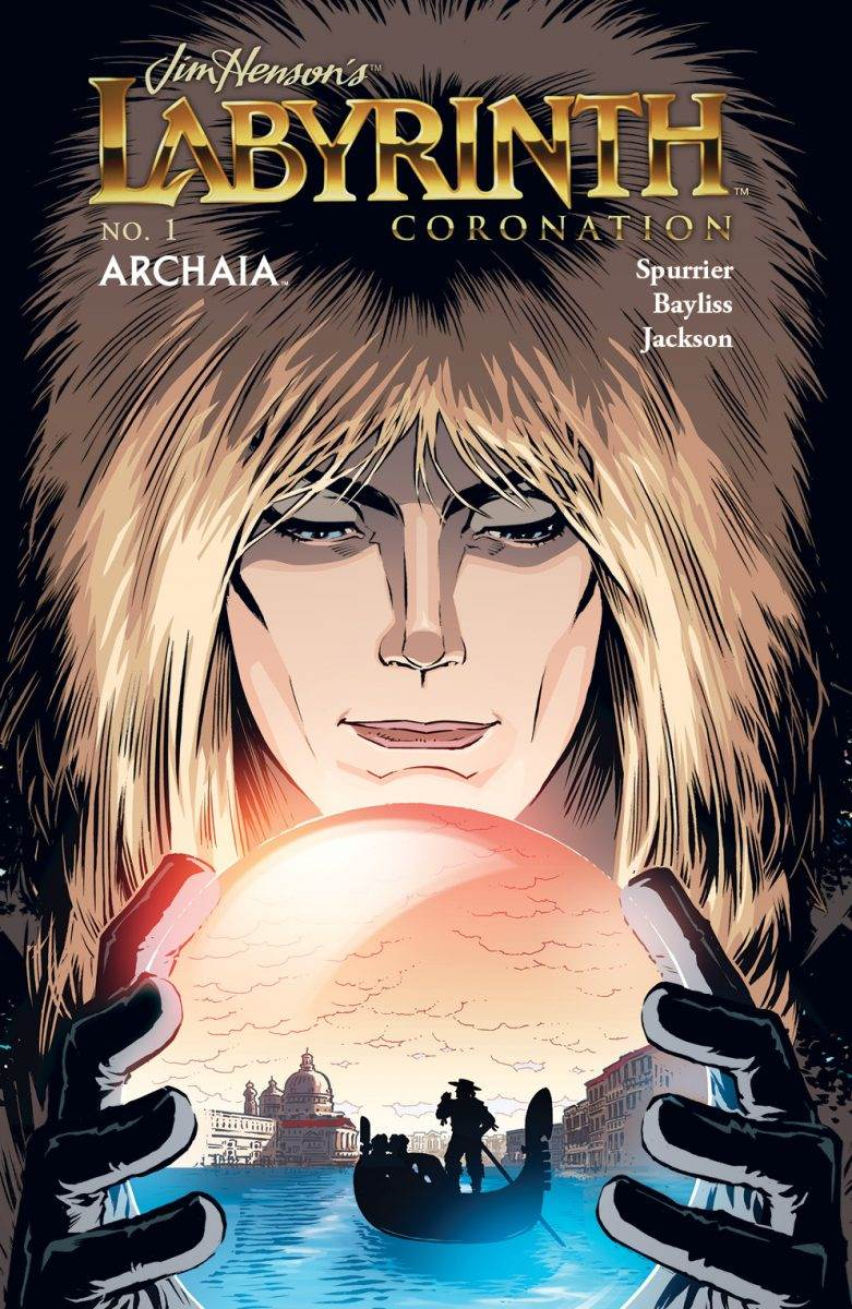 Labyrinth Coronation 001 B Subscription - Jim Henson's Labyrinth: Coronation #1 Comic Review