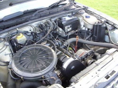 Engine - Audi 80 (1966-1996)