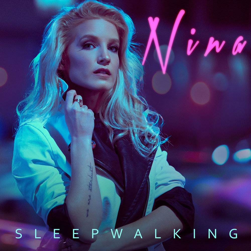 NINAAlbumartworkFINAL1copy - NINA - Sleepwalking (Review)