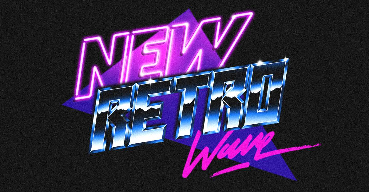 NewRetroWave - NewRetroWave - Stay Retro! | Live The 80's Dream!