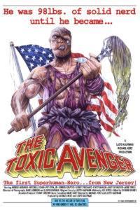 Toxic Avenger poster 200x300 - Toxic-Avenger-poster