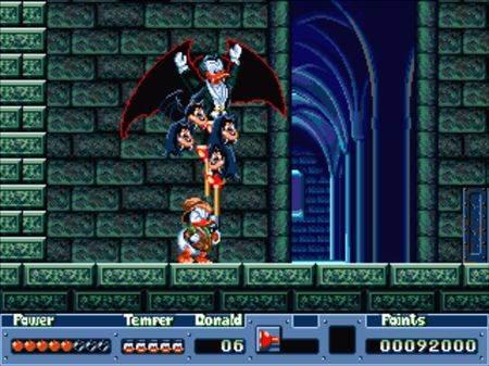 quackshot 2 - QuackShot starring Donald Duck (Sega, 1991)