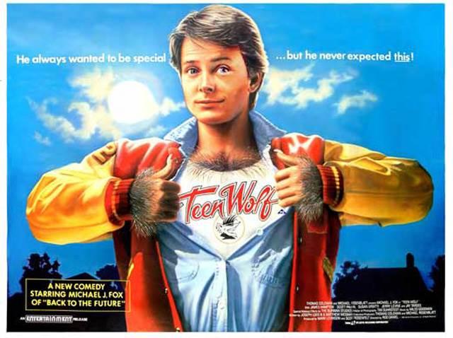 teen wolf 1 - Teen Wolf (1985)