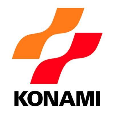 Old Konami Logo - Konami Arcade Goodness