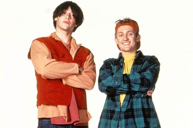 billandted - It's official - Bill & Ted 3 is really happening