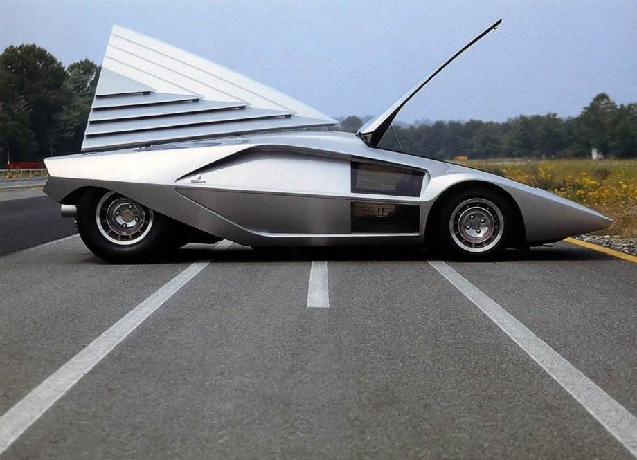 hf zero italys craziest design ever 226 - Retro Motors Feature - Concept Cars