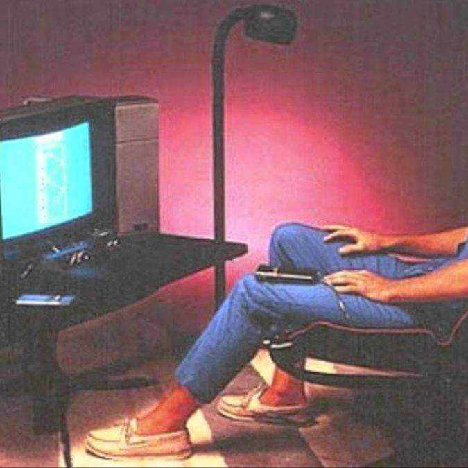 maxresdefault 1 675x675 - Futurecop! - Atari Warrior