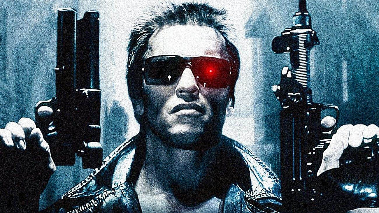 terminator wallpapers high quality resolution For Desktop Wallpaper 1300x731 - Which Retro Arnold Schwarzenegger Movie Are You?
