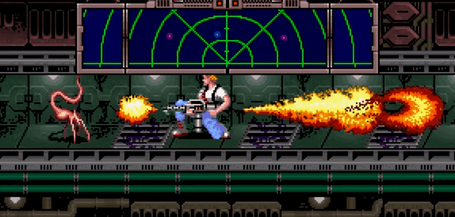 tracker - Konami Arcade Goodness