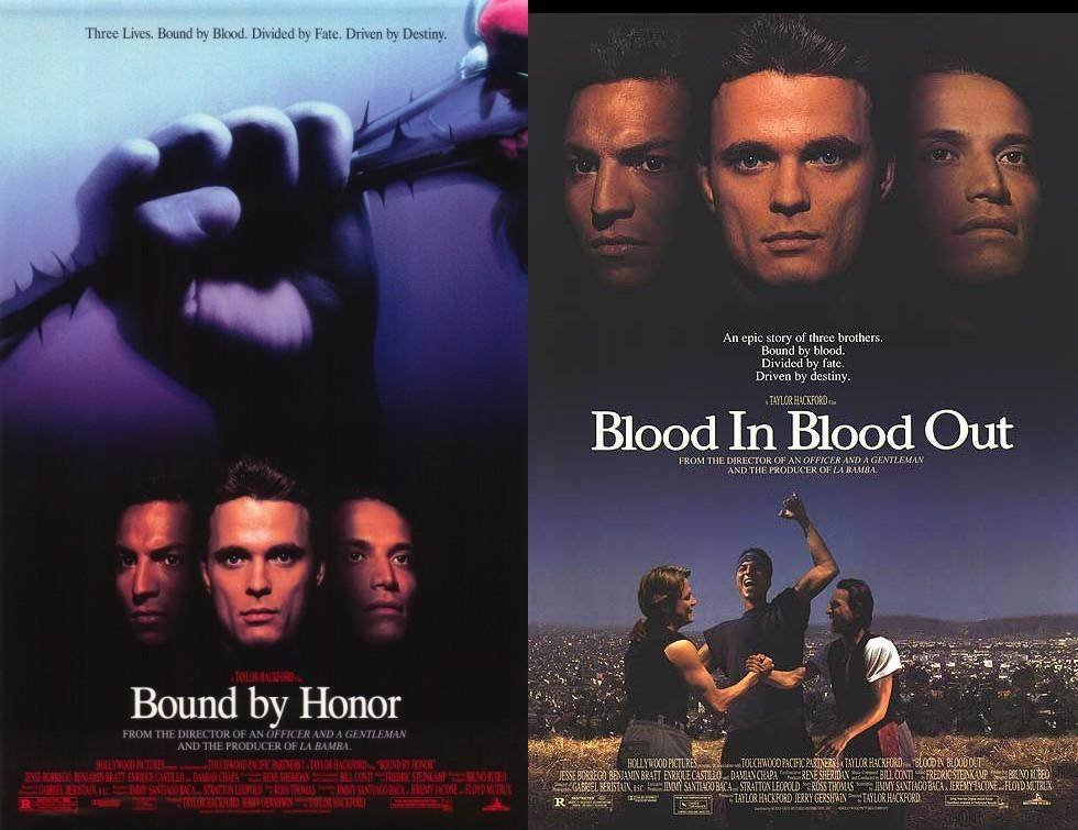 bound by honor aka blood in blood out  1993  by espioartwork 102 d8rxndg - Bound by Honor a.k.a. Blood in Blood out