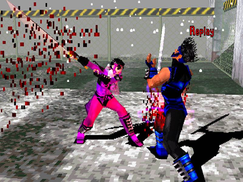 bushido blade - Bushido Blade (Squaresoft/Light Weight, 1997)
