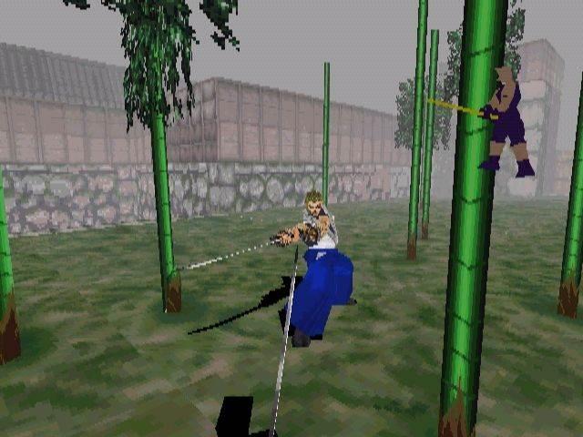 povmode - Bushido Blade (Squaresoft/Light Weight, 1997)
