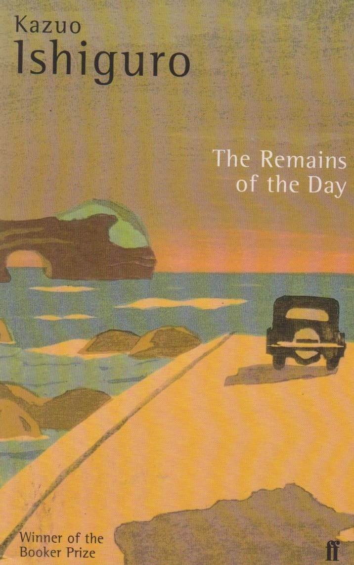the remains - The Remains of the Day by Kazuo Ishiguro (1989)