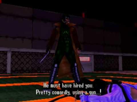 utsusemi - Bushido Blade (Squaresoft/Light Weight, 1997)