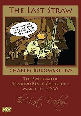"""bukowski - Retro Double Movie Review - BUKOWSKI - """"The Last Reading"""" (1980) & """"Born into This"""" documentary (03')"""