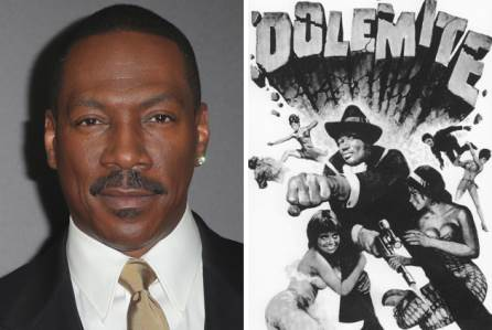 eddie murphy rudy ray moore dolomite - 'Dolemite Is My Name' is Coming