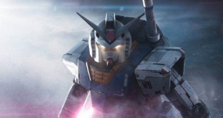 gundam 768x408 - GUNDAM is Coming to Live Action