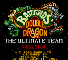 images - The Joys of Scrutiny and Scorn, vol. 1: Double Dragon 3/III and Battletoads & Double Dragon